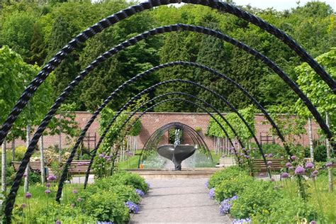 what is a walled garden on the news a selection of pictures from across ni