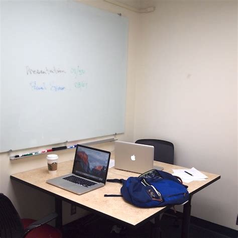 Study Room Reservation by Study Spaces Naval Postgraduate School