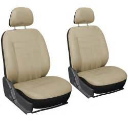 Car Seat Covers 17pc Set Solid All Beige Car Seat Covers Steering Wheel