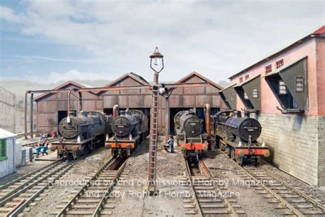 The Engine Shed Model Railway Shop by Taunton Model Railway