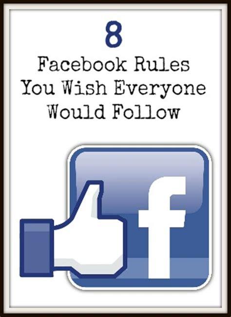 7 Etiquette I Wish Would Follow by 8 Etiquette You Wish Would Follow