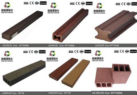 composite decking brands brand new composite decking veneer with high quality buy