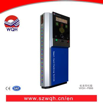 Dispenser Sanken Hwd 915 Rf big discount rf 915mhz card reader car parking system dispensing machine parking meters buy