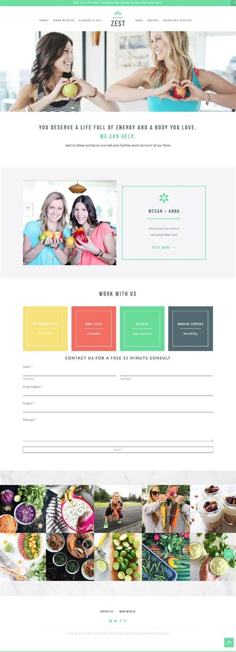 1000 Ideas About Website Designs On Pinterest Portfolio Website Website Layout And Joomla Feminine Squarespace Templates