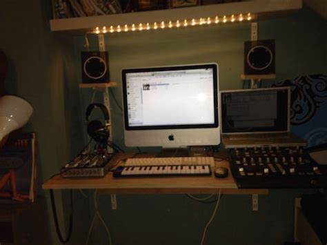 Build Your Own Studio Desk by 5 Awesome Recording Studio Desk Plans On A Budget