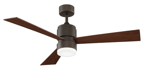 Led Light For Ceiling Fan Zonix Led Ceiling Fan By Fanimation Fp4650ob