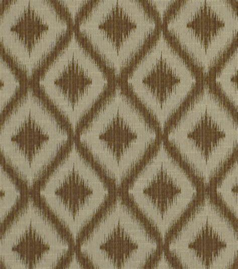 ikat fabric upholstery upholstery fabric robert allen ikat fret bronze jo ann