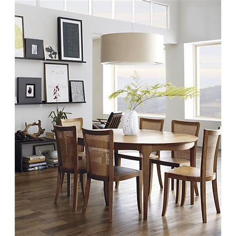 crate and barrel dining room table bedroom ceiling fan 63 best home ideas images on pinterest