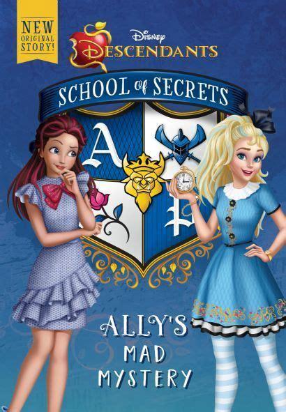 Disney Descendants School Of Secrets 01 Cjs Treasure school of secrets cj s treasure disney books