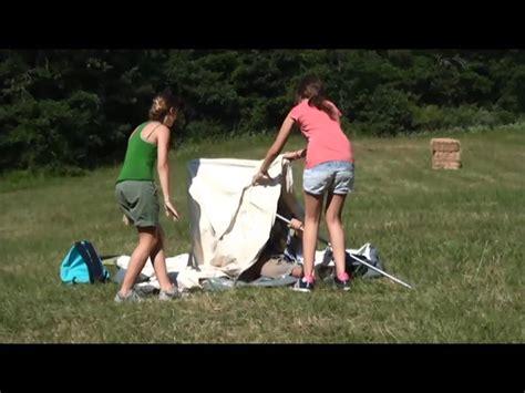 come montare una tenda come montare una tenda da ceggio