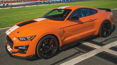 twister orange  ford mustang shelby gt  fastback