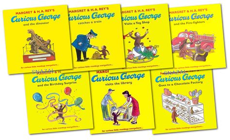 The Bookshop George curious george books deals on 1001 blocks