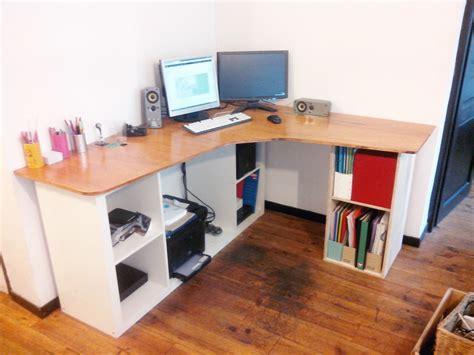 fabriquer un bureau d angle fabriquer bureau d angle obasinc com