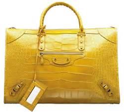 Bag Bliss Giveaway Balenciaga Brief Handbag Last Call by Balenciaga Crocodile Weekender Purseblog