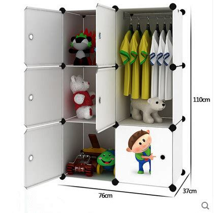 plastic drawer cabinet for clothes simple children s baby wardrobe lockers finishing cabinet