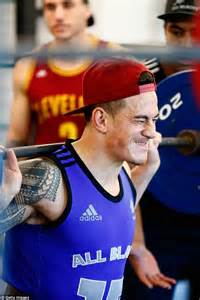 Sonny S Number 7 Detox by Ex All Rugby Player Sonny Bill Williams Undergoes