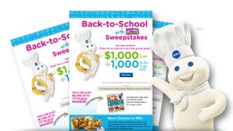 members only pillsbury coupons sles sweepstakes and more live cheap feel rich - Pillsbury Sweepstakes