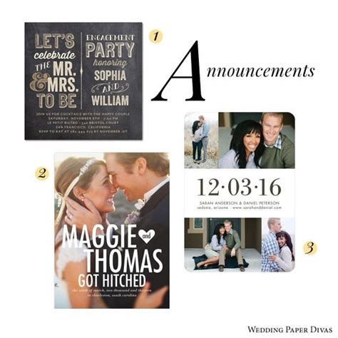 Wedding Announcement Status by 28 Best Images About Wedding Stationery A To Z Featuring