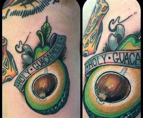 avocado tattoo meaning 60 avocado designs for fruit ink ideas