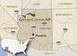 map of usa showing grand air quality at grand national park grand