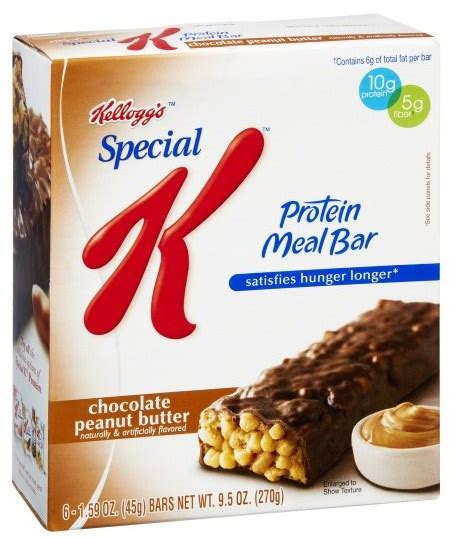 k protein bars food court are special k meal bars healthy lean it up