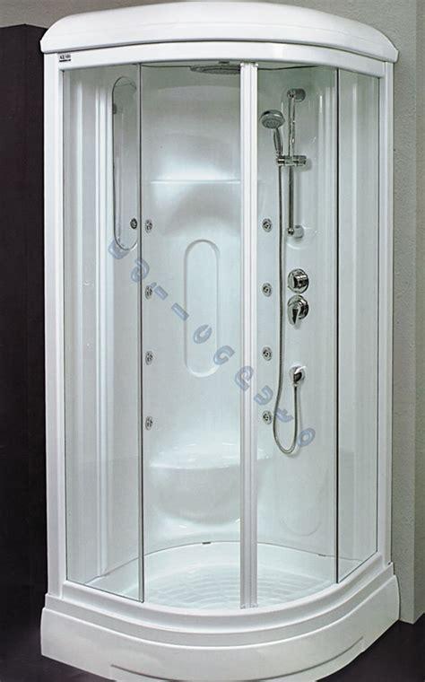 cabine doccia complete prezzi box doccia cabina idromassaggio cristallo 6 mm aqualife