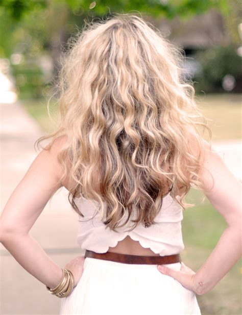 curly hairstyles for long hair no heat breakfast at the zemke s quick do s for dirty mom hair