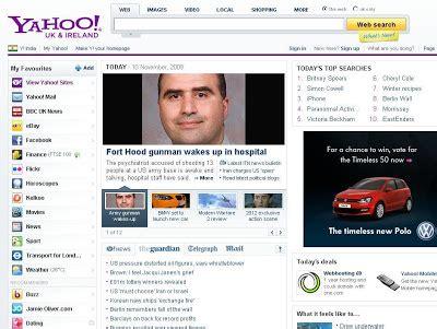 Yahoo Search Uk Yahoo Uk Auto Design Tech