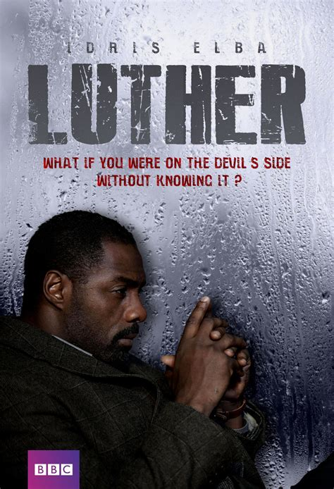 Luther Poster Luther Series Tv Poster By Marrakchi On Deviantart