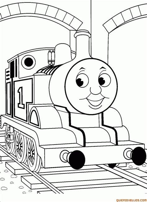imagenes infantiles para colorear de trenes locomotora para colorear