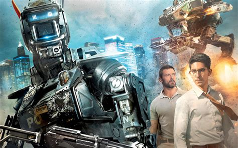 robot film wallpaper chappie movie wallpapers hd wallpapers id 14326