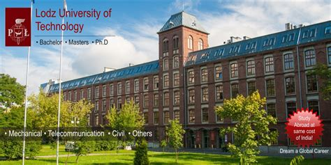 Mba Colleges In Germany by Engineering In Poland Lodz Moksh Overseas