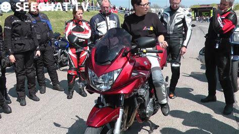 Adac Motorrad Kurventraining by 1 Seechat De Adac Kurventraining 2011 Adac Kempten Youtube