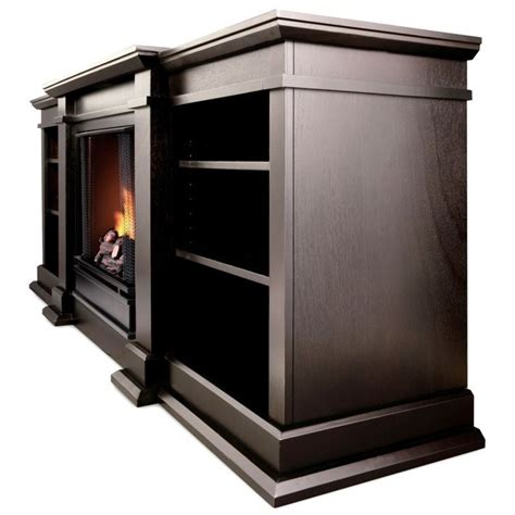 Gel Fireplace Tv Stand by Real Fresno Indoor Gel Tv Stand Fireplace In