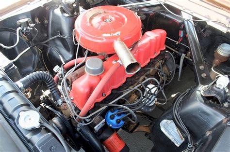 1965 mustang 200 engine 200ci 3 3l 6 cylinder mustangs at mustangattitude