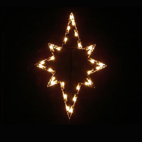 outdoor lighted star of bethlehem outdoor christmas lights star of bethlehem triachnid com