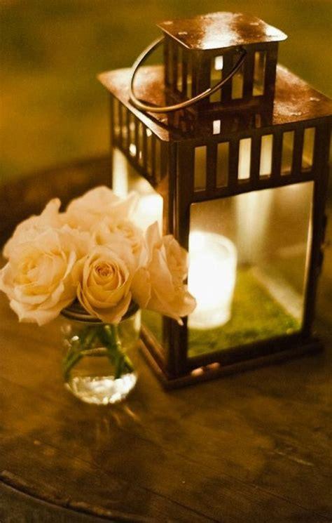 76 Best Lantern Centerpieces Images On Pinterest Flower Wedding Lantern Centerpieces