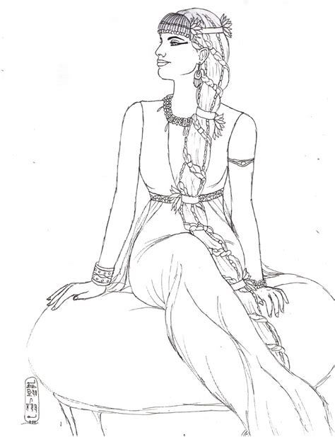 egyptian princess coloring pages egyptian princess coloring pages printable