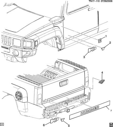 service manual 2010 hummer h3t timing chain diagram differential parts for 2010 hummer h3t