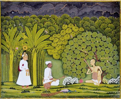 swami haridas biography in hindi file akbar and tansen visit haridas jpg wikimedia commons