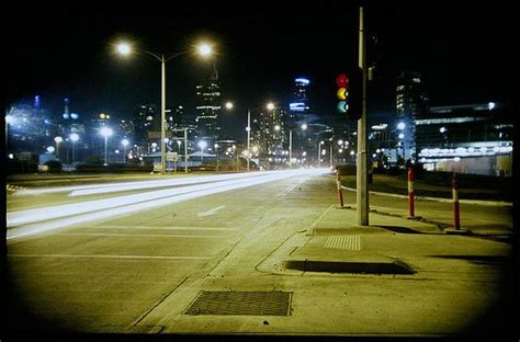 lights streets melbourne cities in australia move towards sustainable lighting