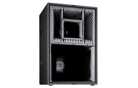 Horn Mid High k f access t5 2 way horn loaded mid high loudspeaker system kling freitag gmbh av iq