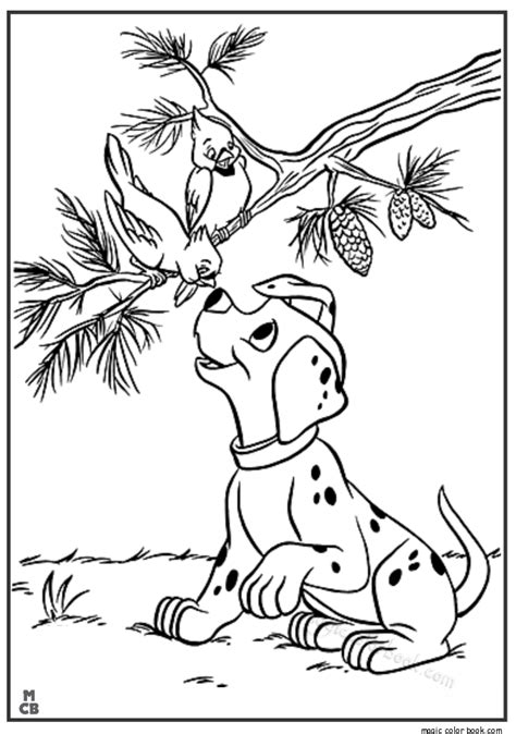 disney dogs coloring pages free online color pages for kids magic color book