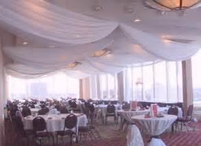 fabric ceiling draping design