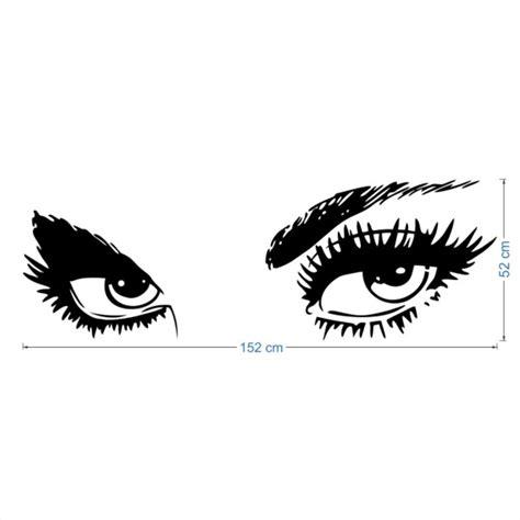 Eye Wall Stickers women s eye wall sticker