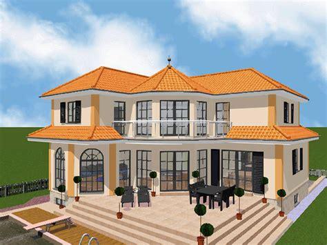 terrasse toskana toskana haus 200 domoplan massivhaus