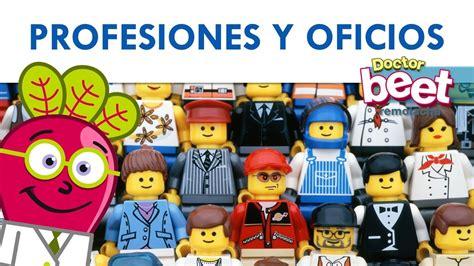 necesito nombres de oficios con v profesiones y oficios para ni 241 os juguetes lego