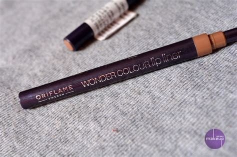 Colour Lip Liner Oriflame oriflame colour lip liners review swatches price