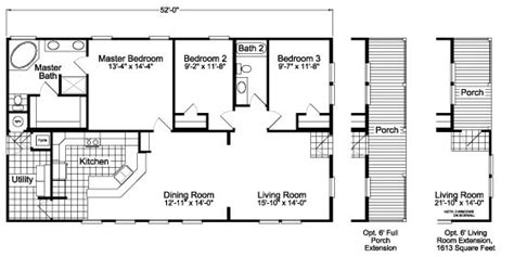 the rockwell ii 28523r manufactured home floor plan or 16 best homes images on pinterest home floor plans