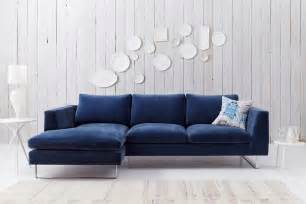 sofa modern modern chaise sofa jasper your home